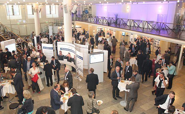 Das PKV-Forum der Continentale in Köln. (Foto: Oliver Lepold)