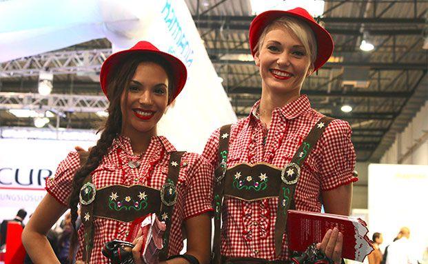 Deutschlands größte Makler-Messe: Bilder von der DKM 2014