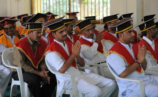 Die Anzahl der Hochschulabsolventen in Indien steigt derzeit. (Foto: Getty Images)