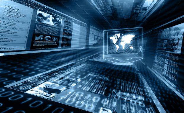Das Internet als Informationsquelle wird f&uuml;r Anleger <br> immer beliebter, Quelle: Fotolia