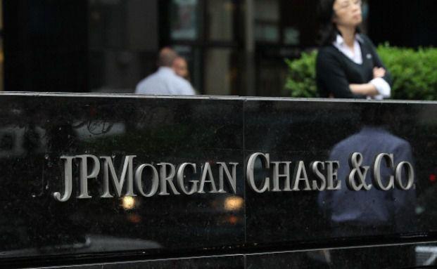 JP Morgan Chase veröffentlichte die Studie. Foto: Getty Images