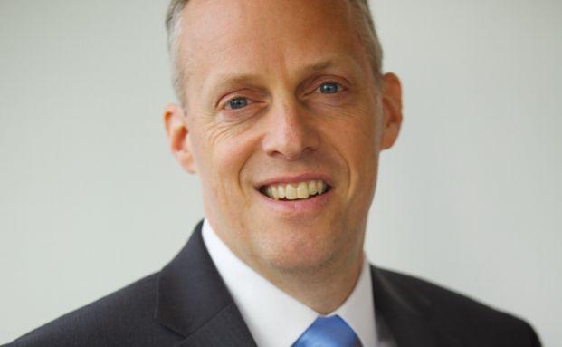 James Lowry, EMEA-Chef bei State Street Global Exchange