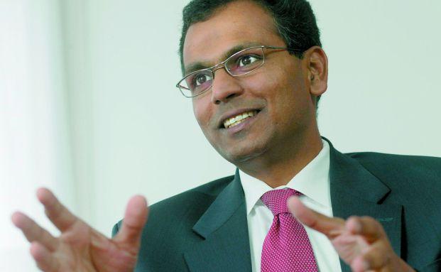Rajiv Jain, Manager des Vontobel Global Value Equity