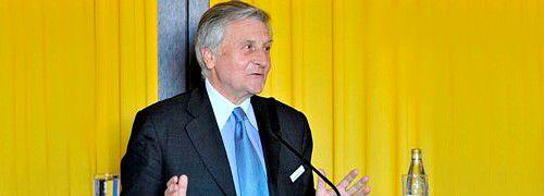 EZB-Chef Jean-Claude Tricht muss Angriffe<br>abwehren (Quelle: EZB)