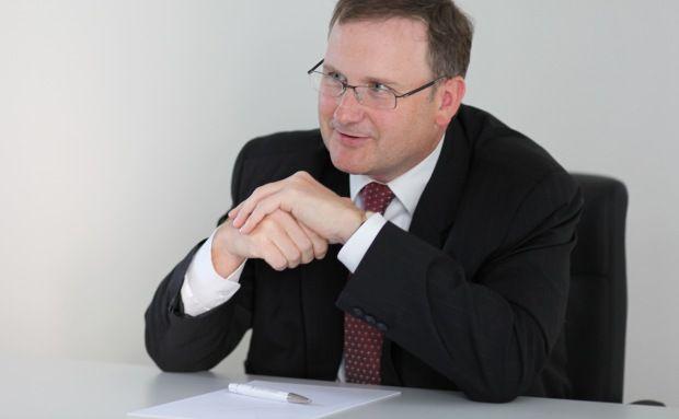 Jens Pardeike, Infinus AG Finanzdienstleistungsinstitut