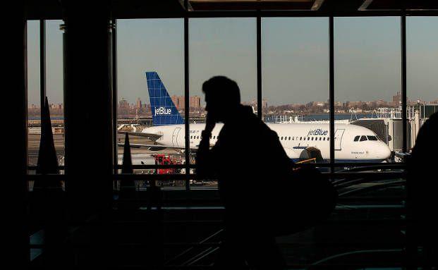 """Ein attraktiver Wandler aus dem Portfolio von F&C-Managerin Anja Eiking: Am US-Billigflieger Jetblue ist Lufthansa beteiligt. """"Damit investiere ich in die attraktive Investmentstory von Jetblue mit der Kreditqualität von Lufthansa"""" (Foto: Bloomberg)"""