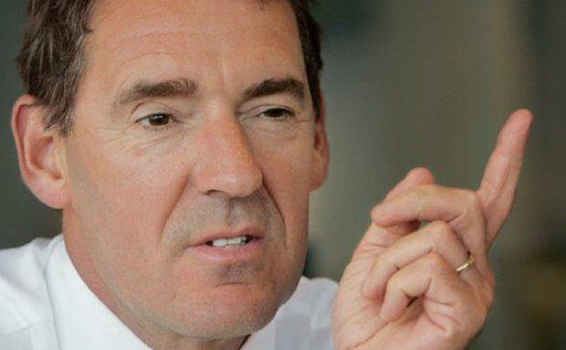 Jim O'Neill, Vorstandsvorsitzender von Goldman Sachs Asset Management