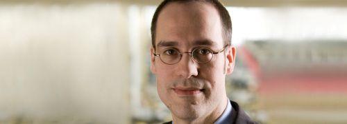 Jörg Krämer ist Chef-Volkswirt der Commerzbank