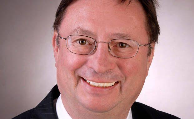 Firmenchef und Gründer Johannes Führ