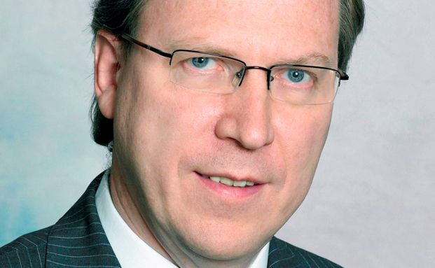 Gründer der Official Institutions-Abteilung John Nugée