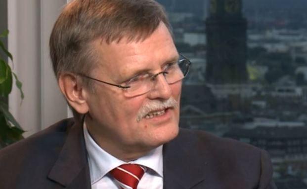 Vorstandsmitglied Jürgen Horstmann