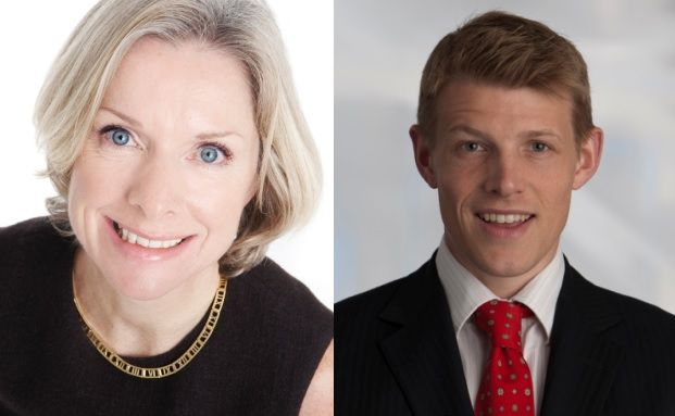 Kathryn Langridge und Colin Croft, Fondsmanager bei Jupiter Asset Management