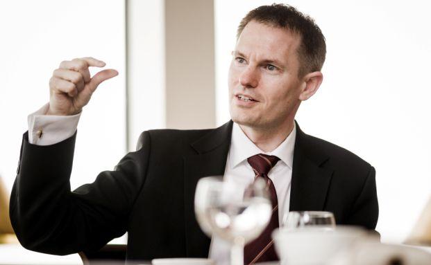 Boris Jurczyk, Manager des Fonds Berenberg European Equity Selection R