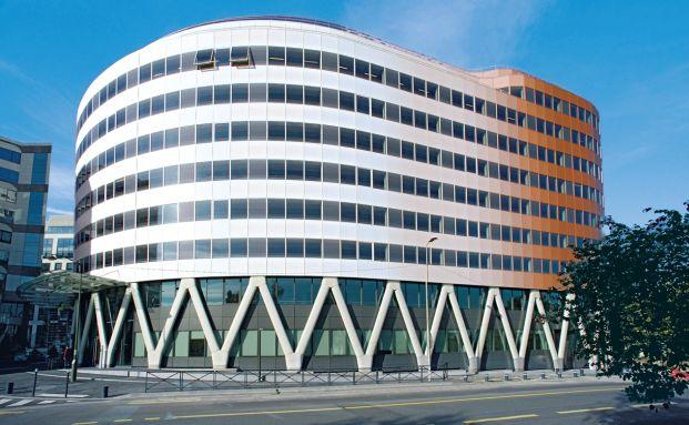 Fondsobjekt des Frankreichfonds: B&uuml;roneubau in <br> Fontenay-sous-Bois