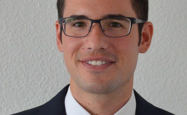 Marc Pietzonka von der KSW Vermögensverwaltung in Nürnberg