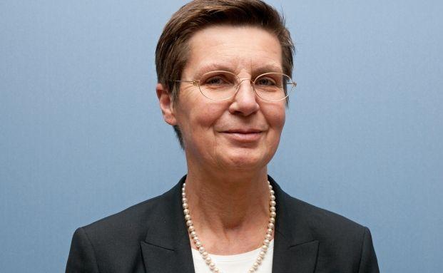 Bafin-Chefin Elke König