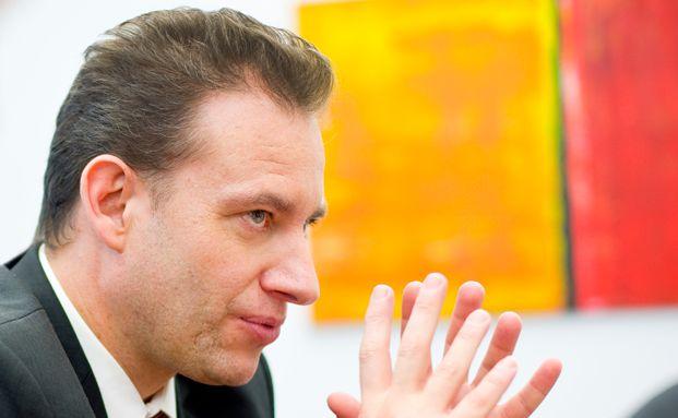Markus Kaiser, Geschäftsführer von Veritas