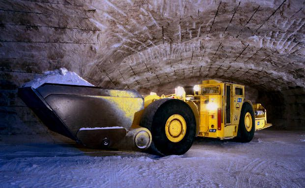 Kalibergwerk von K+S in Sigmundshall. Die Aktie des Salzspezialisten steht derzeit auf den Verkaufslisten zahlreicher Vermögensverwalter (Foto: K+S)
