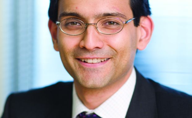 Devan Kaloo, Fondsmanager des Aberdeen Emerging Markets