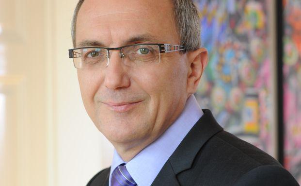 Karl-Heinz Geiger, Geschäftsführer der SVA Vermögensverwaltung Stuttgart