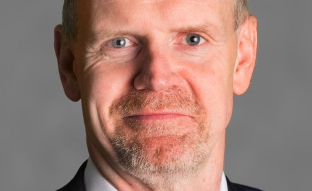 Ken Lamden ist Chief Information Officer bei Baring Asset Management.