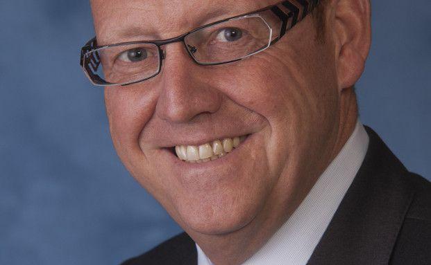 Frank Kettnaker, Mitglied des Vorstands der Hallesche Krankenversicherung