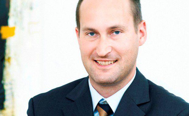 Klaus Blaabjerg. Fondsmanager bei Sparinvest.