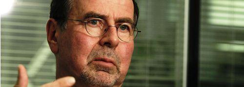 Klaus Kaldemorgen erwartet keine Inflation und<br/>sieht den Dax Ende 2010 bei 6.480 Punkten<br/>Foto: Manfred Kötter