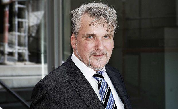 BdV-Vorsitzender Axel Kleinlein