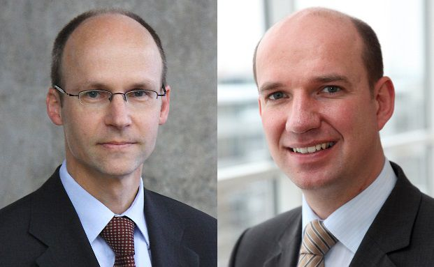 Mathias Kleuker (links) und Rainer Wilmink