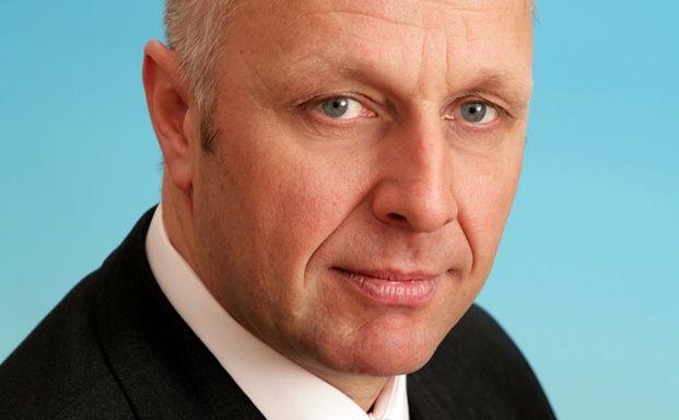 Hermann Klughardt, Geschäftsführer des Initiators Voigt & Collegen