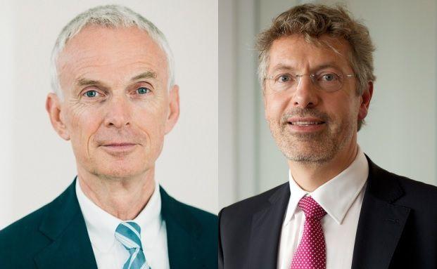 Arnim Kogge und Philipp Vorndran