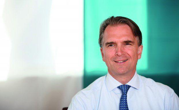 Werner Kolitsch, Deutschland-Chef der britischen M&G