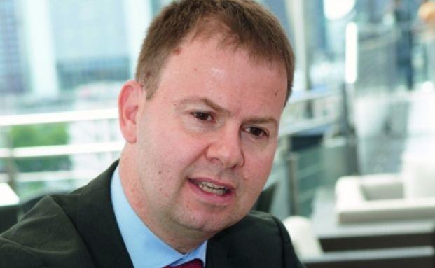 Michael Krautzberger, Leiter für Euro-Anleihen bei Blackrock. Foto: Tom Hönig
