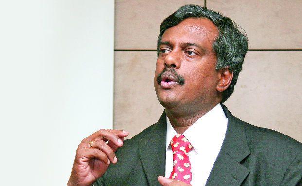 """Parameshwara Krishnan, Manager des DNB India: """"Indien ist eine der stärksten Wachtumsstorys dieses Jahrzehnts""""."""