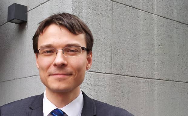 Jens Kröske, Risikoanalyst beim schottischen Investmenthaus Standard Life Investments