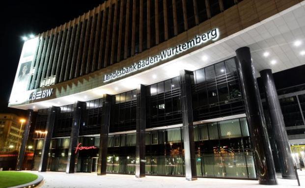 Der Hauptsitz der LBBW befindet sich in Stuttgart. Foto: Getty Images
