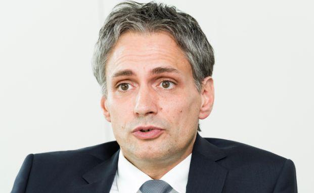 Frank Lamsfuß, Vertriebsvorstand der Barmenia (Foto: Daniel Schmitt)