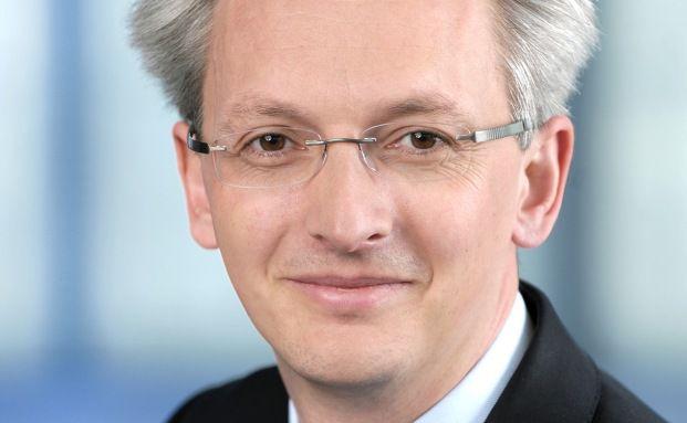 Achim Lange von der Hamburger Sparkasse.