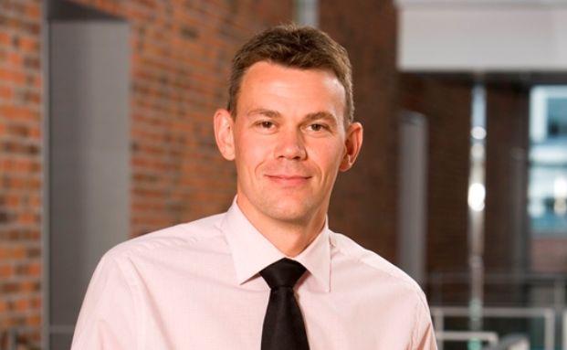 Flemming Larsen ist Leiter der Investmentabteilung bei der dänischen Fondsgesellschaft Jyske Invest