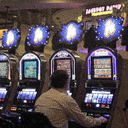 Gl&uuml;cksspiel wie hier in Las Vegas<br>hat in den LGT-Fonds nichts verloren<br>(Foto: Getty Images)