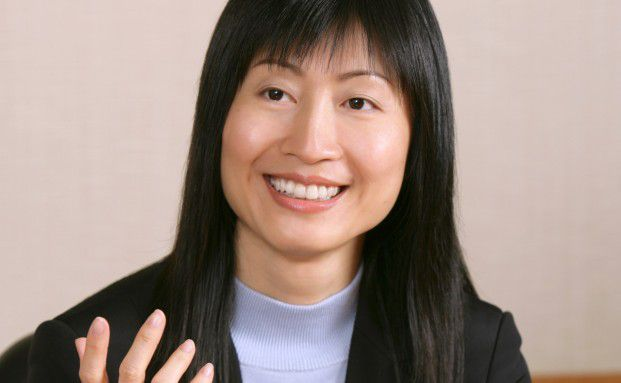 Laura Luo, China-Fondsmanagerin von Schroders