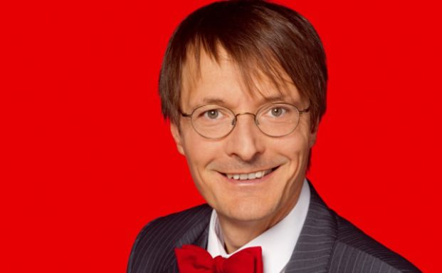 Karl Lauterbach, Gesundheitsexperte der SPD, fordert eine Aufklärung im Datenskandal um die Debeka. Foto: SPD