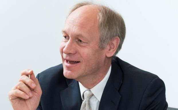 Fondsmanager und Acatis-Chef Hendrik Leber. Foto: Lutz Sternstein