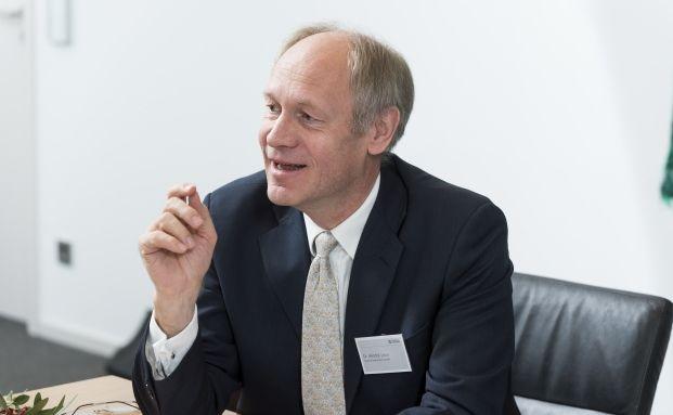 Hendrik Leber. Foto: Lutz Sternstein