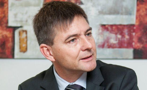 Stefan Lecher ist Global Head Strategist bei UBS Global Asset Management. Foto: Anna Mutter
