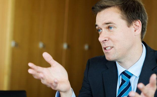 Andreas Leckelt ist Geschäftsführer von Laransa Private Wealth Management. Foto: Kirsten Nijhof