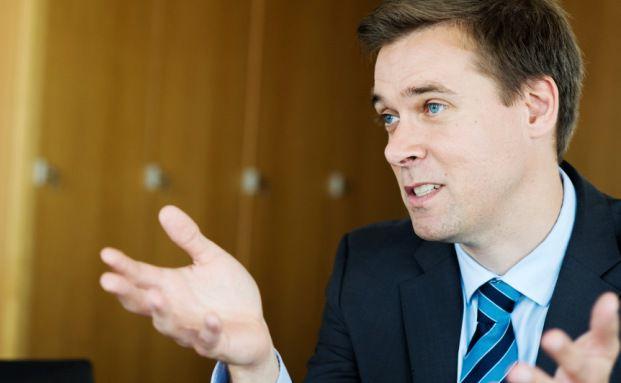 Andreas Leckelt, Geschäftsführer der Laransa Private Wealth Management