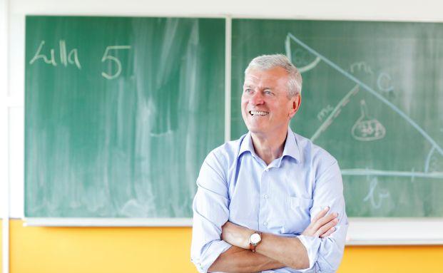 Lehrer: Die Golden IV richtet sich auch an Zielgruppen, die sonst nur schwer eine BU-Absicherung bekommen (Foto: Szepy/Istock)