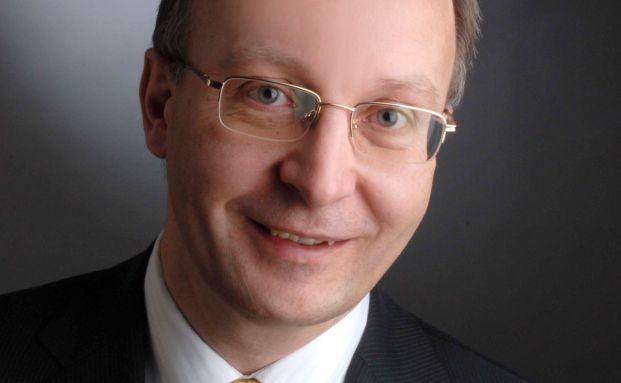 Jörg-Dieter Leinert vom Emissionshaus Altaris